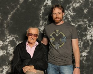 Me and the legendary Stan Lee