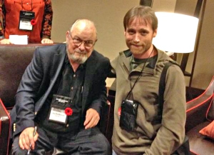 Joe Haldeman and some Newb