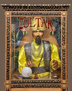 Fortune Teller Zoltar