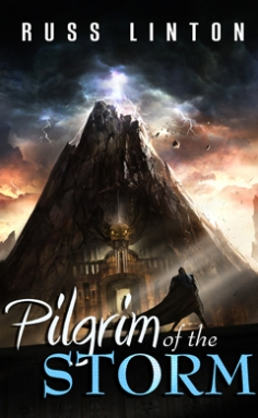 Pilgrim of the Storm - Russ Linton - frontpage
